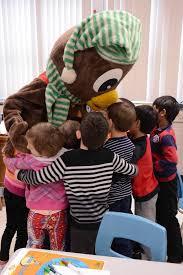 Om Mackillop Students Love Ookpik Richmond Hill Winter Carnival Carnival Om