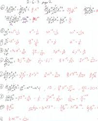 Multiplying Exponents Worksheet by Worksheets For All And Worksheets Free On