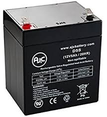 Interstate Power And Light Amazon Com Ml5 12 12v 5ah Replacement Battery For Interstate