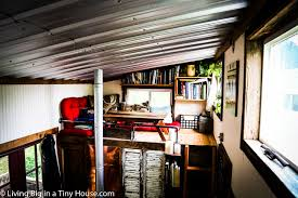 creative couple u0027s stunning tiny house cost only 17k living big