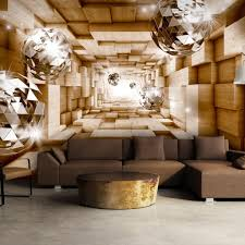 Schlafzimmer Mit Holz Tapete Tapeten Günstig Online Kaufen Real De