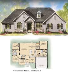 build your own home floor plans 10 best charleston series schumacher homes images on