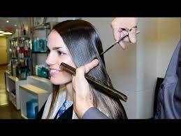 hair makeover videos extreme hair makeover from long brown hair to short platinum by