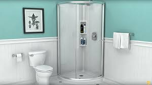 How To Install Bidet Spray Shower Bases Walls And Shower Doors Bathroom American Standard