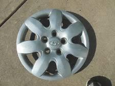 2009 hyundai elantra hubcaps hyundai elantra 15 hub caps ebay