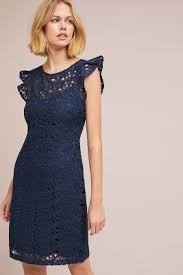 dress blue blue women s lace dresses anthropologie