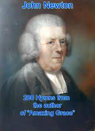 collected hymns of john newton 200 lyrics titles index page