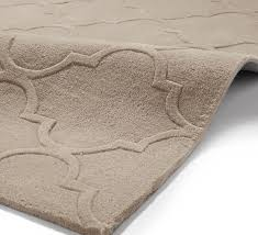 beige trellis pattern rug 100 acrylic large hand tufted hong kong