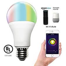 smart a21 rgbw tunable warm white color led bulbs