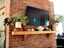 decorative fake exposed brick wall design homedees for fake