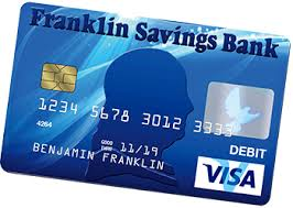 free debit card franklin savings bank find out why everyone to bank with frank