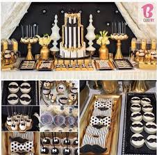 New Year Decoration Games by Golden New Year U0027s Party Decoration Ideas