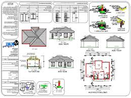 Three Bedrooms Tuscan House Designs 3 Bedroom Plans South Africa Three In Plans