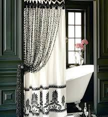 Bathroom Curtains Ideas The Unique Bathroom Shower Curtains Ideas Small Home Ideas