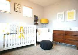 chambre de bébé gris et blanc chambre bebe blanc et gris radcor pro
