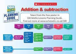 26 best scholastic 100 maths lessons images on pinterest math