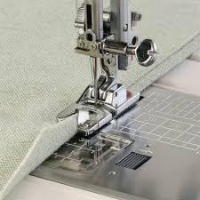 Blind Hem Presser Foot Janome Feet U0026 Guides Sew Compare Sewing Shop