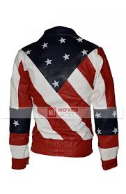leather motorcycle clothing american flag womens leather motorcycle jacket