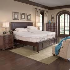 stylish inspiration ideas bed frames for tempurpedic mattress top