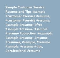 as 25 melhores ideias de resume objective sample no pinterest