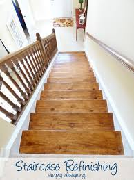 How To Refinish A Wood Banister Staircase Make Over Part 6 The Finishing Touches