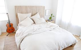 affordable linen sheets loomstead linen sheets insidehook