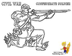 coloring confederate flag coloring page