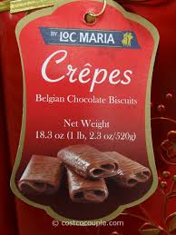 loc belgian chocolate crepes