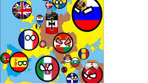 Map Of Europe In 1914 by Making 1914 Countryballs Map Of Europe Youtube