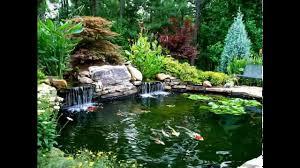 amazing garden fountain and terrace youtube