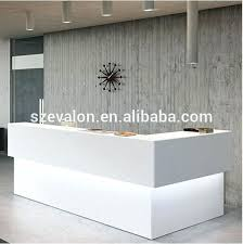 Modern Reception Desk Design Modern Reception Desk Mjex Co