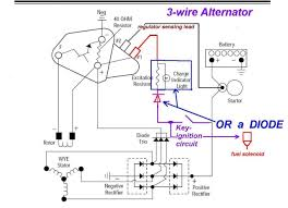 delco remy alternator wiringm to wire stuning at voltage