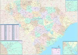 charleston sc zip code map sc zip code map zip code map