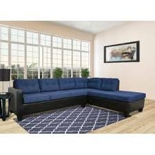 Sectional Sofas Mn by Blue Sectional Sofas You U0027ll Love Wayfair