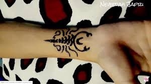 ᴴᴰ henna mehndi tattoo scorpion art designs youtube