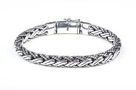 silver weave bracelet images Mens bali bracelet silver bali jewelry woven silver bracelets jpg