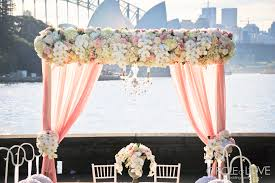 wedding flowers sydney how to choose an outdoor wedding ceremony location circle of