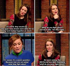 Tina Fey Meme - 22 times tina fey and amy poehler shut down sexism in the best damn way