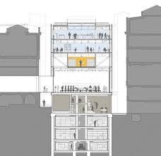 British Museum Floor Plan Conservation And Exhibitions Centre By Rogers Stirk Harbour Partners