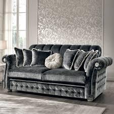 canapé style baroque canapé 3 places en tissu de style baroque fait en italie florence