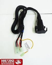 holden genuine new trailer wiring harness suits vt vx vy vz