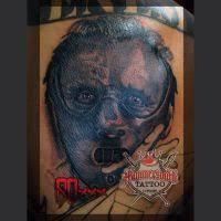 sureno colour realism vampire tattoo westlondo by