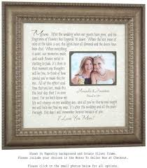 Wedding Quote Wedding Picture Frame Mother Of The Bride