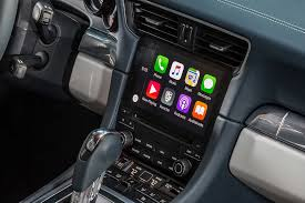 nissan leaf apple carplay live traffic and apple carplay automobile magazine