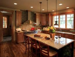 kitchen and home interiors custom mountain home suncadia traditional kitchen seattle