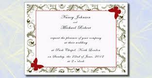 exles of wedding program wording wedding invitation model cards pacq co