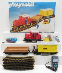 buy playmobil 4025 g scale diesel locomotive set ex box