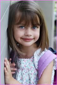 shoulder length bob haircuts for kids little girl long haircuts with bangs stylesstar com