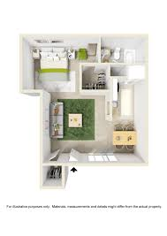 Studio Floor Plans Available Layouts Wichita Apartments For Rent Raintree Apartments