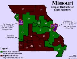 Kansas State Map Rotten Districts In Missouri